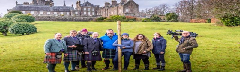 BBC Countryfile & The Challenge Caber